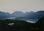 箱根。寒いが景色はいい
